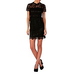 Zibi London - Black lace dress