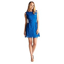 Zibi London - Blue lace dress