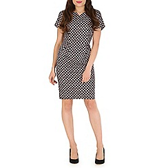 Sugarhill Boutique - Navy grace shift dress