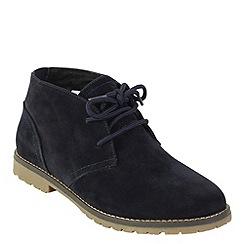 Keddo - Navy desert boot