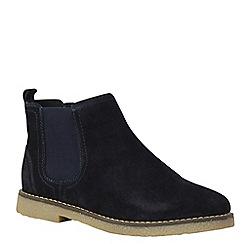 Keddo - Navy ankle boot