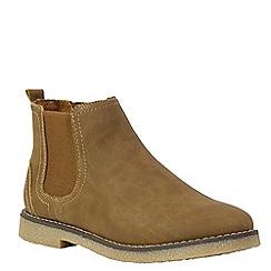 Keddo - Beige ankle boot