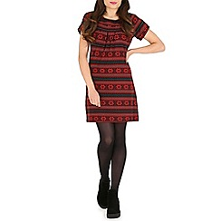 Pussycat London - Multicoloured casual knit dress