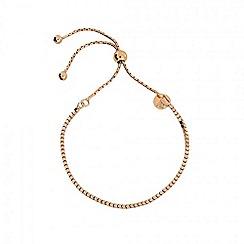 Azendi - Gold pretty adjustable bracelet