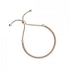 Azendi - Gold adjustable bracelet