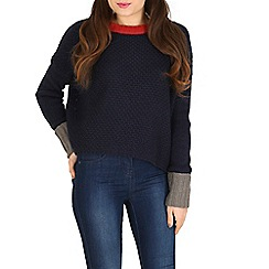 Izabel London - Multicoloured knitted pullover