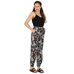Madam Rage - Multicoloured printed arem trousers