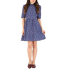 Sugarhill Boutique - Blue cherry dress