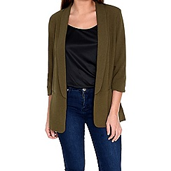 Alice & You - Olive oversized blazer