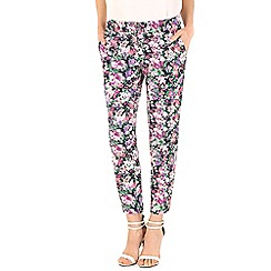 Sugarhill Boutique - Navy kate spring trousers