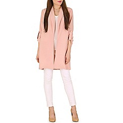 Poppy Lux - Pink dallas duster jacket