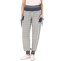 Izabel London - Multicoloured long patterned pants