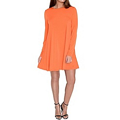 Alice & You - Orange swing dress