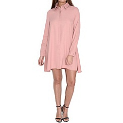 Alice & You - Pink swing shirt dress