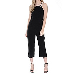 Alice & You - Black cami cropped jumpsuit
