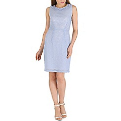 Sugarhill Boutique - Blue beatrix lace dress