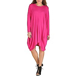 Amaya - Pink mix tunic dress