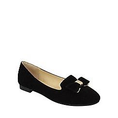 Keddo - Black slipper style shoes