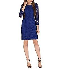 Solo - Royal ariana lace dress