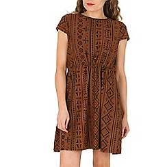 Indulgence - Brown dress