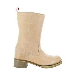 Marta Jonsson - Brown leather mid calf boot