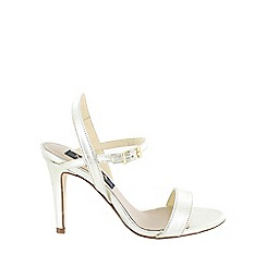Marta Jonsson - Gold strappy high heel sandals