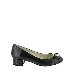 Marta Jonsson - Black court shoe