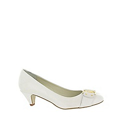 Marta Jonsson - White leather court shoe