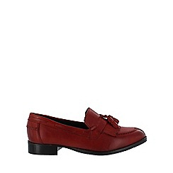 Marta Jonsson - Red tassel loafers