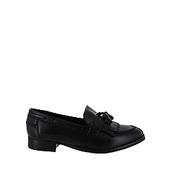Marta Jonsson - Black tassel loafers