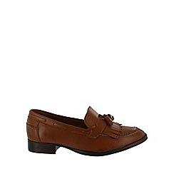 Marta Jonsson - Brown tassel loafers