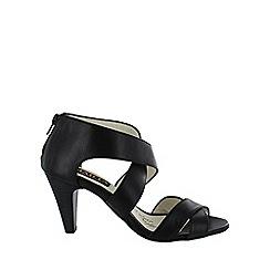 Marta Jonsson - Black strappy sandal