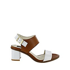 Marta Jonsson - Brown strappy sandal