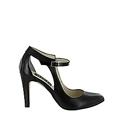 Marta Jonsson - Black  open court shoe