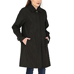 David Barry - Black rain jacket