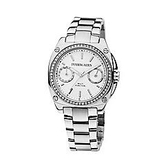 Dyrberg Kern - Silver satinelle classic elegance watch