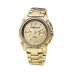 Dyrberg Kern - Gold satinelle classic elegance watch