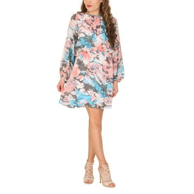 Lili London Multicoloured bella scoop dress - M&#47L. -