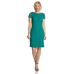Roman - Green chic lace dress