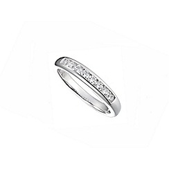 Amore Argento - Silver i love you solitaire ring