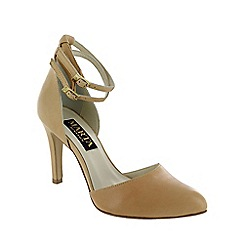 Marta Jonsson - Natural ankle strap court shoes