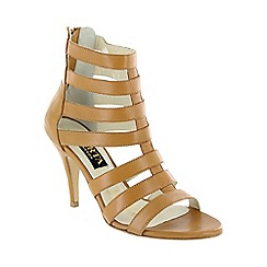 Marta Jonsson - Tan caged high heel sandal