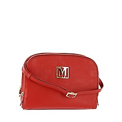 Marta Jonsson - Red multi compartment across body bag