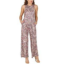 Tenki - Multicoloured patterned jumpsuit