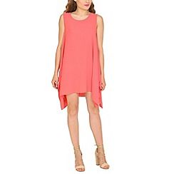Pussycat London - Peach plain swing tunic