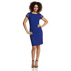 Roman Originals - Blue chic lace dress
