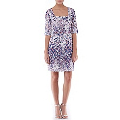Sugarhill Boutique - Blue florence floral dress