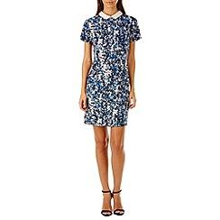 Sugarhill Boutique - Multicoloured finola smudge tunic dress