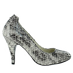 Marta Jonsson - Grey court shoe