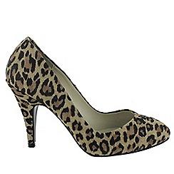 Marta Jonsson - Brown court shoe